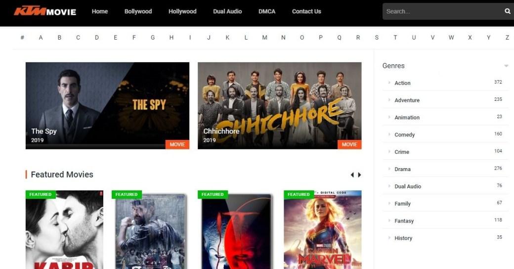 KTM Movies 2021: KTM Movies Illegal Movies HD Download ...