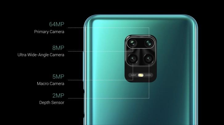Redmi Note 9 Pro Max Camera