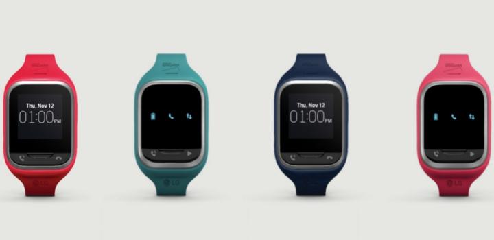 LG Verizon GizmoGadget and GizmoPal2 smartwatches