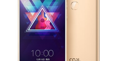 Coolpad Cool Changer S1 smartphone