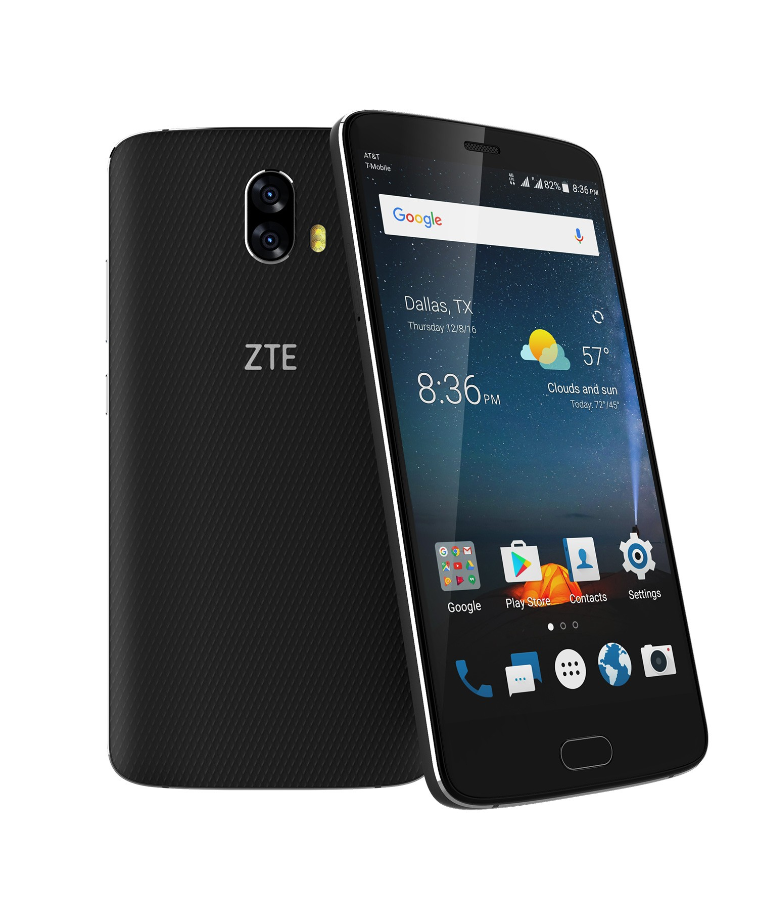 really zte axon pro marshmallow problem, least for