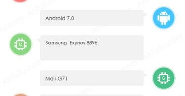 Samsung SM 955F