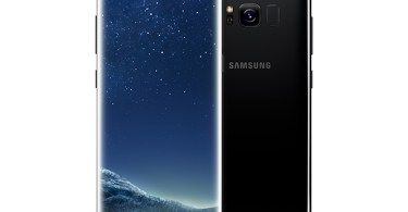 Samsung Galaxy S8 Midnight Black