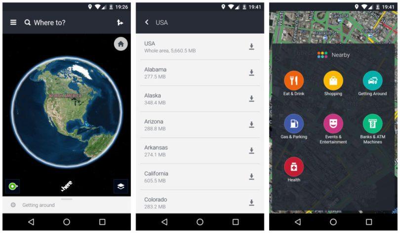 Here WeGo Maps and Navigation