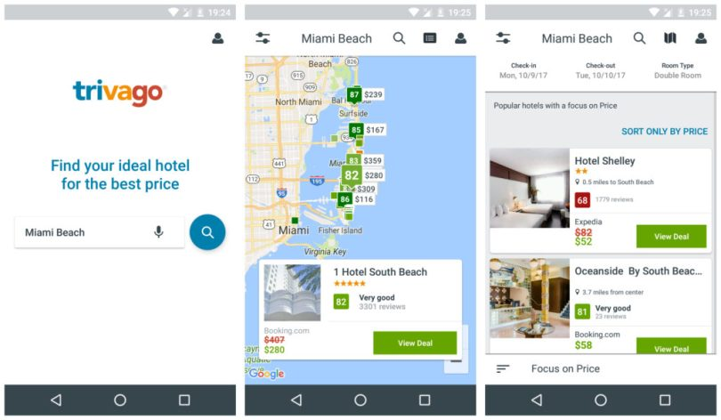 trivago: Find Hotels and Travel