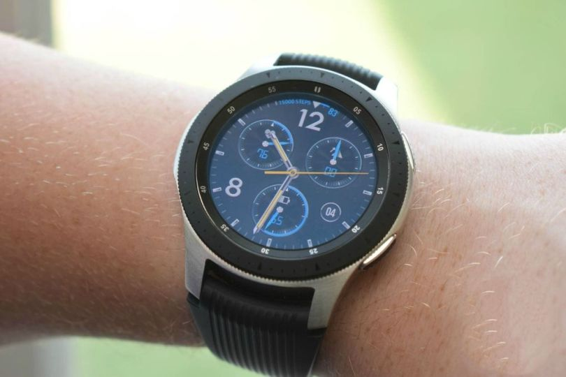 Samsung Galaxy Watch hands on review