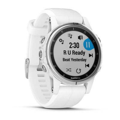 Garmin Fenix 5S Plus multisport waterproof smartwatch