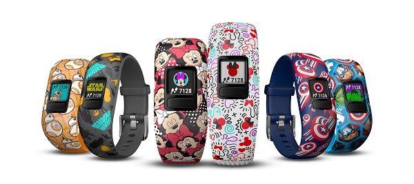 Garmin Vivofit Jr 2 activity tracking wristband for kids