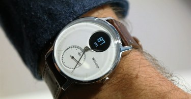 Withings Steel HR hybrid watch