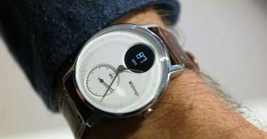 Withings Steel HR hybrid watch