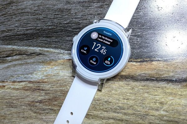 Mobvoi Ticwatch E smartwatch