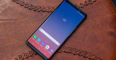 Samsung Galaxy Note 9 hands on