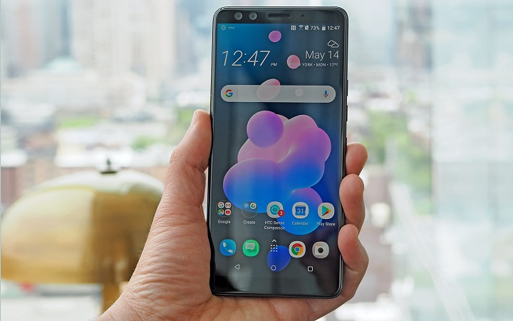 HTC U12 Plus hands on