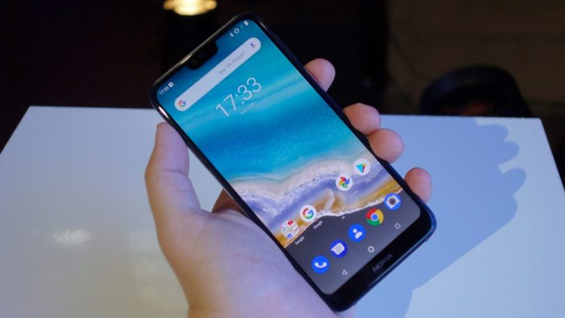 Nokia 7.1 (Nokia 7 2018) hands on review