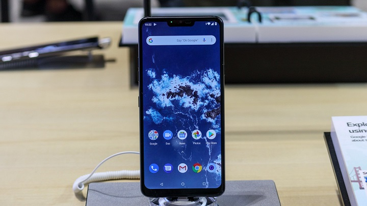 LG G7 One hands on review