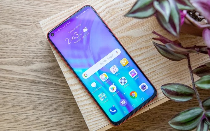 Huawei Honor View 20 hands on review