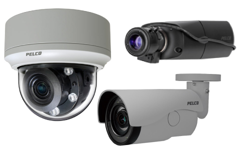 Pelco Video Security Products