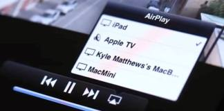 Airplay Inschakelen op een iPhone of iPad
