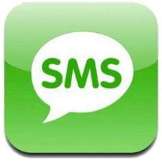sms afleverrapport iphone