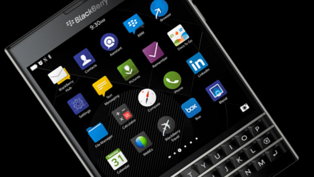 Blackberry passport 2014