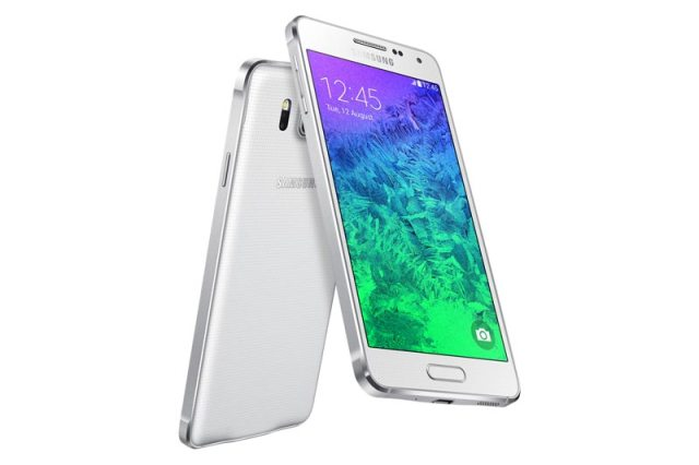 Samsung Galaxy Alpha priced Rs 39,990 in India