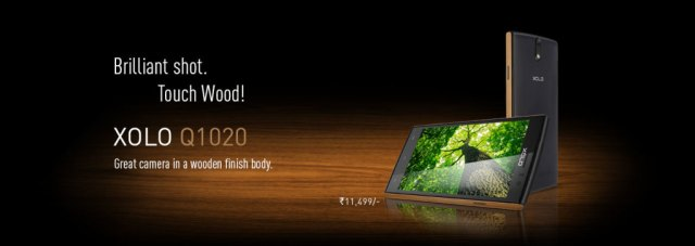 XOLO Q1020 with 13MP camera priced RS.11,499