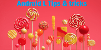 Top 5 Android L Lollipop Tips and Tricks