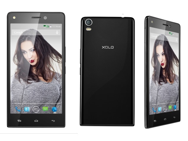 Xolo Opus 3 Selfie phone Specifications and price in India