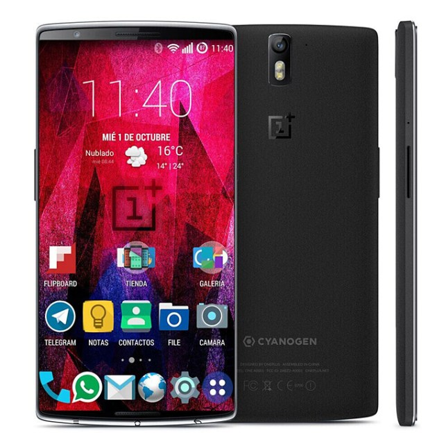 OnePlus Two images and Specifications