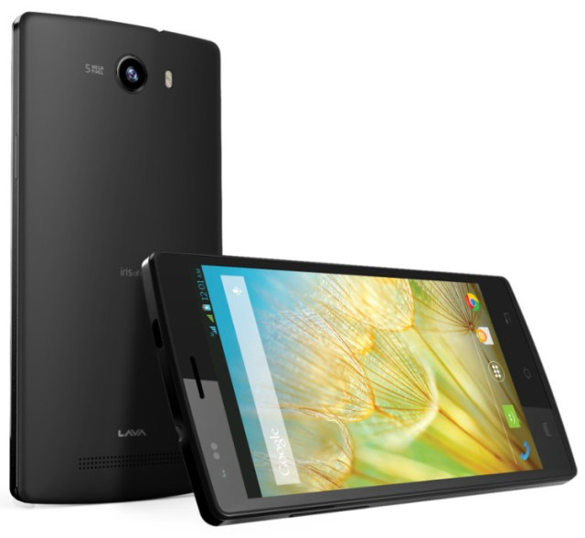 Lava Iris Alfa is launched for Rupees 6550 in India