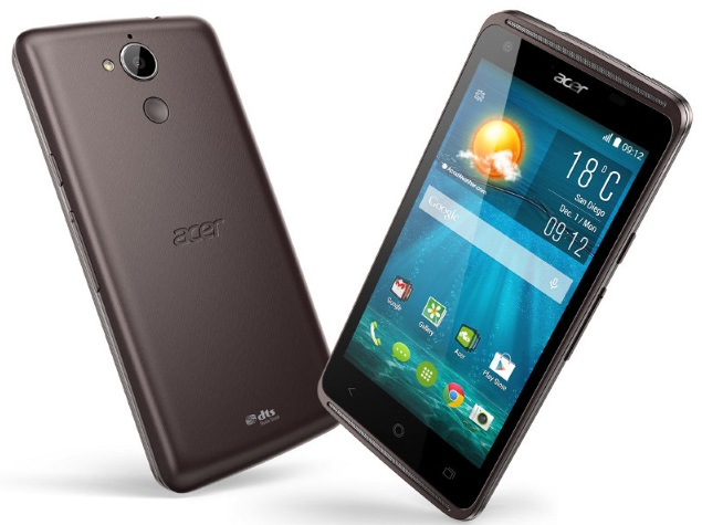 Acer Liquid Z410: Android Smartphones launched at CES 2015