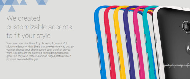 The new Moto E 2nd Gen 2015 is now official