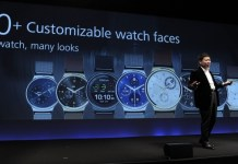 Stylish Huawei Smartwatch launched at MWC 2015