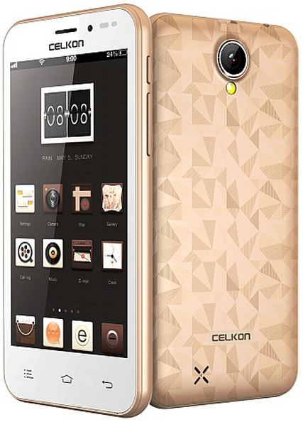 Celkon Millennia Q450 launched for Rs 4,799 in India