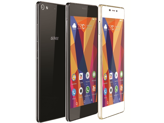 Gionee Elife S7 launched at MWC2015 for 399 Euro
