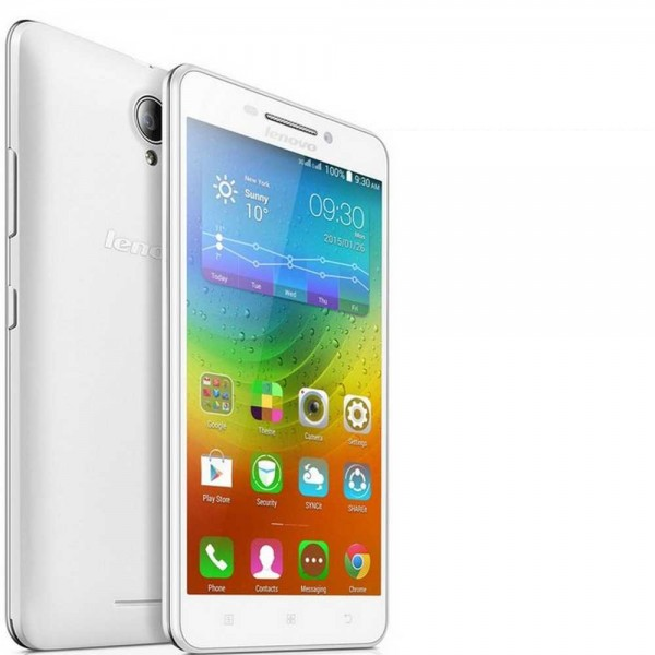Lenovo A5000 with 4000 mAh battery launched for Rs. 9999