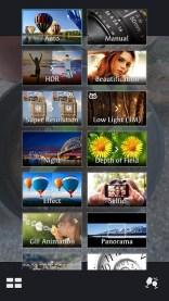 Asus Zenfone 2 ZE551ML Camera UI