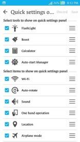 Asus Zenfone 2 ZE551ML UI
