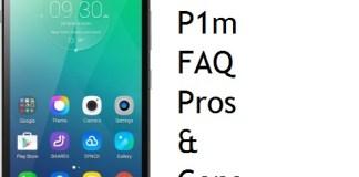 Lenovo VIBE P1m FAQ, Pros and Cons