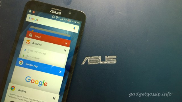 Asus Zenfone 2 Deluxe ZE551ML performance