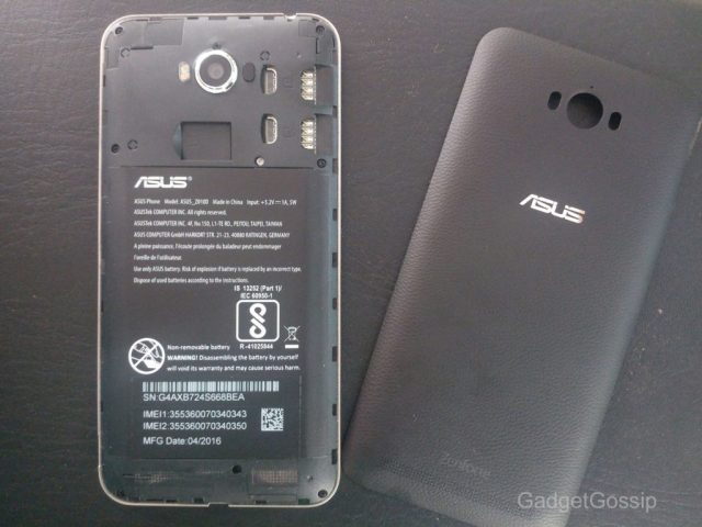 Asus Zenfone max Review- Battery life