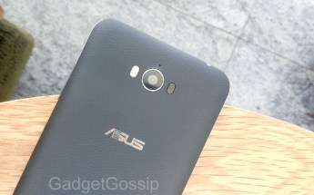 Asus Zenfone Max 2016 Review - Design