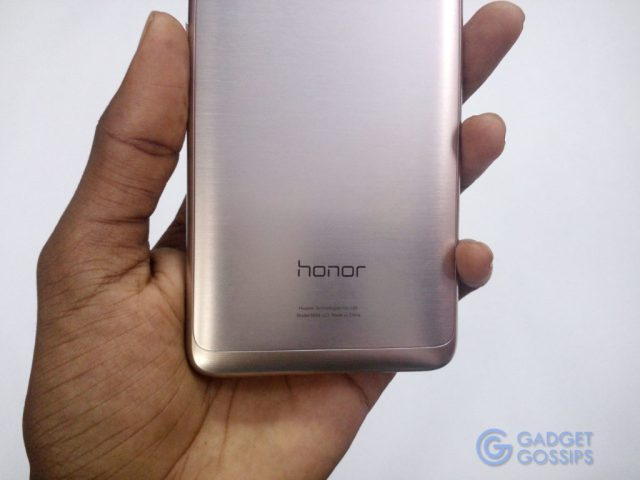 Honor 5C review - design