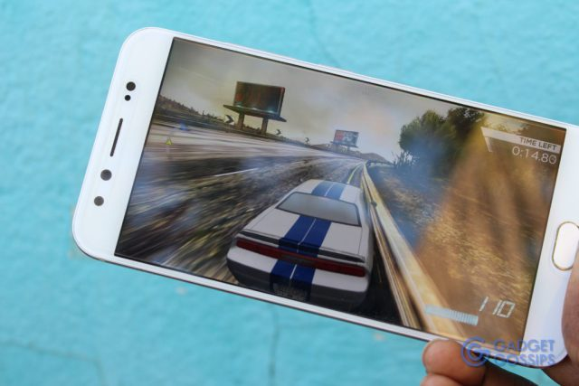 Vivo V5 Plus review - Gaming