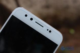 Vivo V5 Plus review - front camera