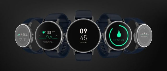 Acer Leap Ware fitness smartwatch launched at $139