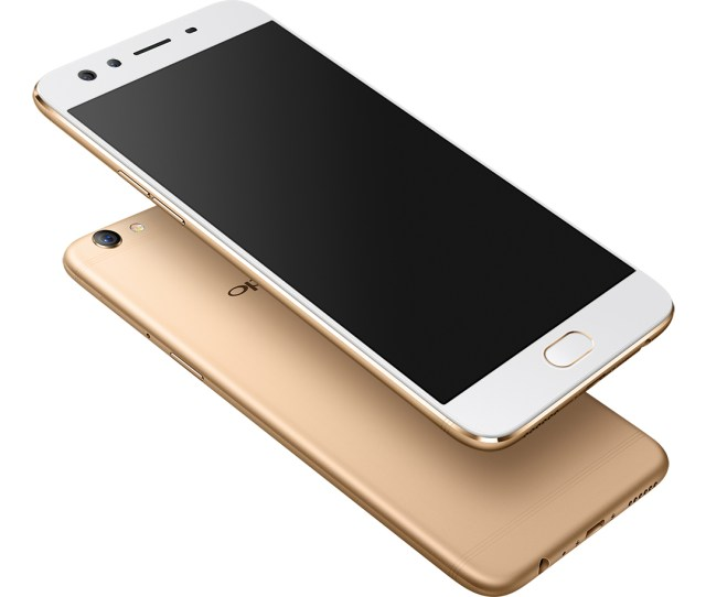 Oppo F3 launched in India at Rs.19990 with dual selfie camera
