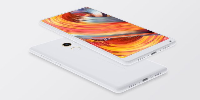 Mi Mix 2 launched with 5.99 inches 18:9 ratio full screen display