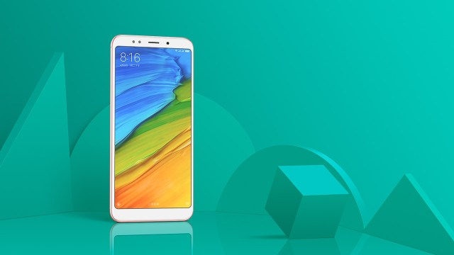 Reddmi 5 Plus - budget phone in 2018