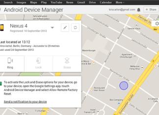 android, android device manager, device manager